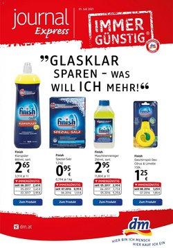 Angebote von Drogerien & Parfümerien im dm Prospekt ( Läuft morgen ab)