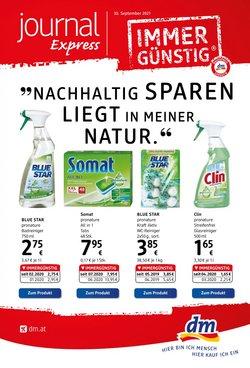 Angebote von Drogerien & Parfümerien im dm Prospekt ( 6 Tage übrig)