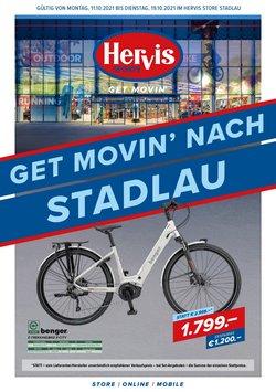 Angebote von Sport im Hervis Prospekt ( 3 Tage übrig)