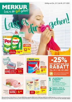 MERKUR Markt Katalog ( 2 Tage übrig )
