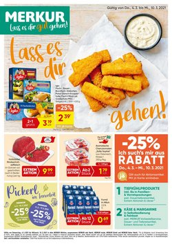 MERKUR Markt Katalog ( 3 Tage übrig )