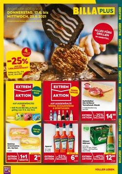 Angebote von Supermärkte im BILLA PLUS Prospekt ( Läuft heute ab)