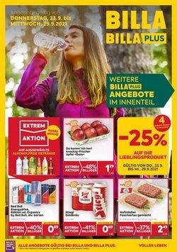 Angebote von Supermärkte im BILLA PLUS Prospekt ( Neu)