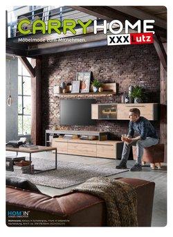 XXXLutz Katalog ( Mehr als 30 Tage )
