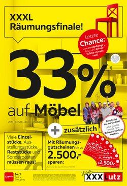 XXXLutz Katalog ( 2 Tage übrig )