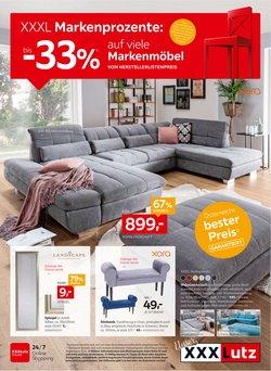 Angebote von Möbel & Wohnen im XXXLutz Prospekt ( Gestern veröffentlicht)