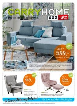 Angebote von Möbel & Wohnen im XXXLutz Prospekt ( Läuft heute ab)