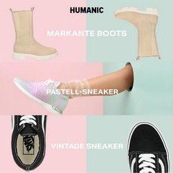 Humanic Katalog ( Läuft heute ab )