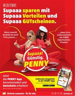 Angebote von Supermärkte im Penny Prospekt ( 7 Tage übrig)