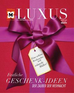Angebote von Parfüms im Müller Prospekt ( 13 Tage übrig)