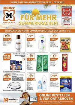 Angebote von Müller im Müller Prospekt ( Gestern veröffentlicht)