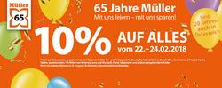 Angebote von Müller im Wien Prospekt