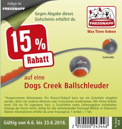Angebote von Fressnapf im Wien Prospekt