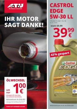 Angebote von Auto, Motorrad & Zubehör im A.T.U. Prospekt in Wien ( 10 Tage übrig )