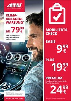 Angebote von Auto, Motorrad & Zubehör im A.T.U. Prospekt ( 7 Tage übrig)
