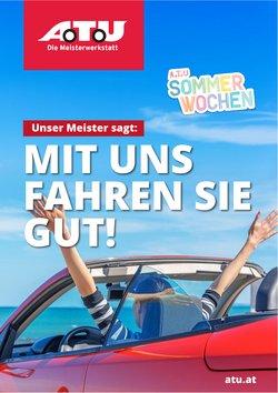Angebote von Auto, Motorrad & Zubehör im A.T.U. Prospekt ( Läuft morgen ab)