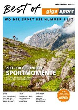 Angebote von Sport im Gigasport Prospekt ( Mehr als 30 Tage)