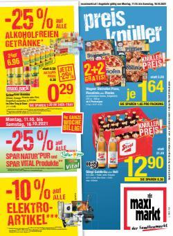 Angebote von Maximarkt im Maximarkt Prospekt ( Läuft heute ab)