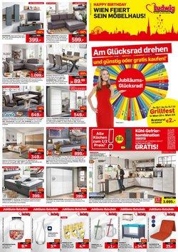 Angebote von Möbel Ludwig im Möbel Ludwig Prospekt ( 3 Tage übrig)