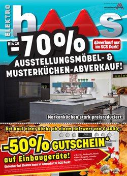 Angebote von Elektro Haas im Wien Prospekt