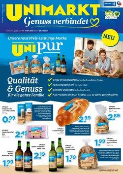 Unimarkt Katalog ( Läuft morgen ab )