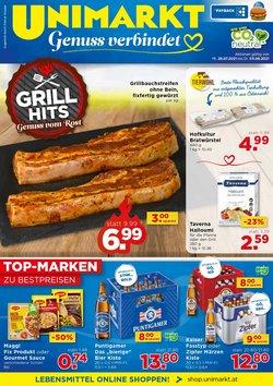 Unimarkt Katalog ( Gestern veröffentlicht)