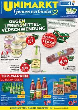 Unimarkt Katalog ( 5 Tage übrig)