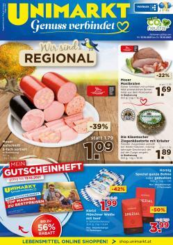 Unimarkt Katalog ( 2 Tage übrig)