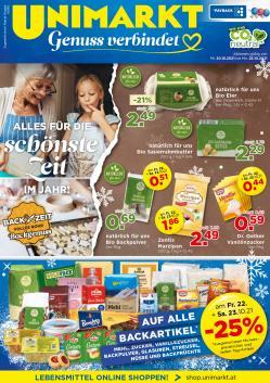Unimarkt Katalog ( 4 Tage übrig)