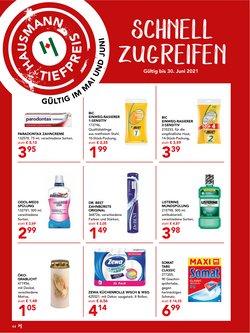 Angebote von Möbel & Wohnen im Hausmann Prospekt ( 7 Tage übrig)