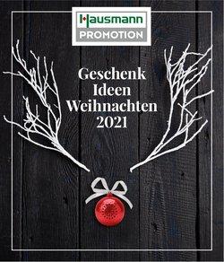 Hausmann Katalog ( Läuft morgen ab)