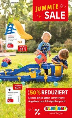 Angebote von Spielzeug & Baby im BabyOne Prospekt ( 9 Tage übrig)