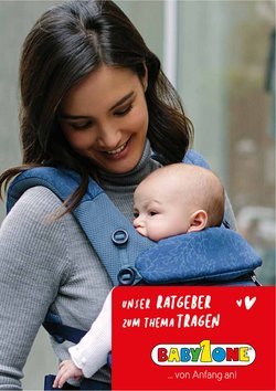 Angebote von Spielzeug & Baby im BabyOne Prospekt ( 7 Tage übrig)