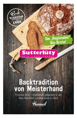 Sutterlüty Katalog ( Läuft heute ab )