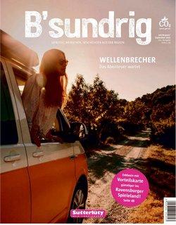 Sutterlüty Katalog ( 7 Tage übrig)