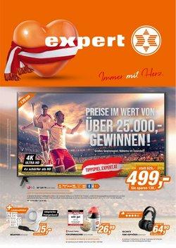 Angebote von Elektronik im Expert Prospekt ( 4 Tage übrig)