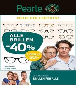 Angebote von Apotheken & Gesundheit im Pearle Prospekt ( 8 Tage übrig)