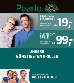 Angebote von Apotheken & Gesundheit im Pearle Prospekt ( 7 Tage übrig)