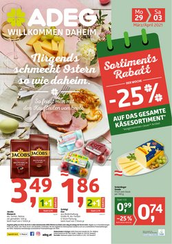 ADEG Katalog in Salzburg ( Abgelaufen )