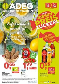 Angebote von Supermärkte im ADEG Prospekt ( 2 Tage übrig )