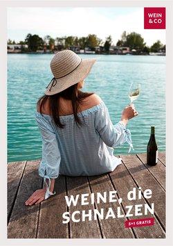 Angebote von Wein & Co im Wein & Co Prospekt ( 8 Tage übrig)