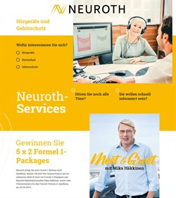 Angebote von Apotheken & Gesundheit im Neuroth Prospekt ( Mehr als 30 Tage )