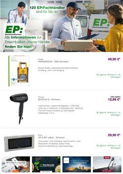 Angebote von Elektronik im EP Prospekt in Wels ( Vor 3 Tagen )