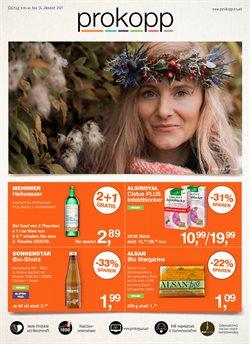 Angebote von Drogerien & Parfümerien im Prokopp Prospekt in Steyr ( 3 Tage übrig )