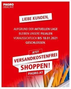 Angebote von Bücher & Bürobedarf im Pagro-Diskont Prospekt in Wels ( Läuft heute ab )
