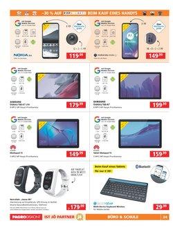 Angebote von Samsung im Pagro-Diskont Prospekt ( Läuft heute ab)