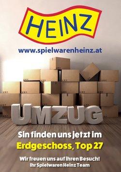 Angebote von Spielzeug & Baby im Spielwaren Heinz Prospekt ( 8 Tage übrig)