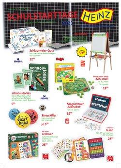 Angebote von Spielzeug & Baby im Spielwaren Heinz Prospekt ( Neu)