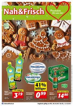 Angebote von Nah & Frisch im Nah & Frisch Prospekt ( Abgelaufen)
