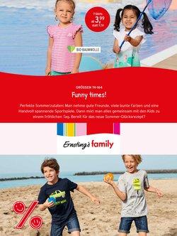 Angebote von Mode & Schuhe im Ernsting's family Prospekt ( 3 Tage übrig)